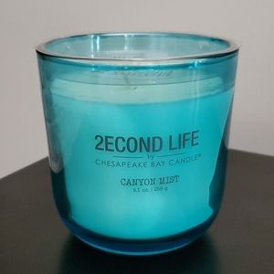 2ECOND LIFE CANDLE